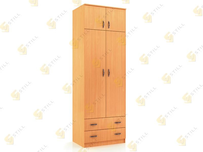 Распашной шкаф Стиль Д-7Л эконом