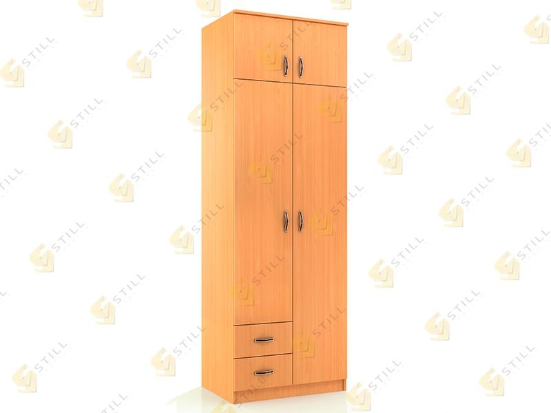 Распашной шкаф Стиль Д-9Л эконом
