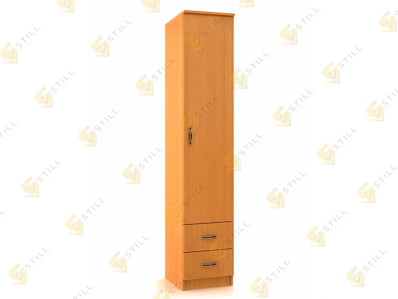 Распашной шкаф Стиль П-3Л эконом