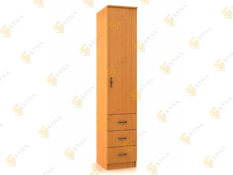 Распашной шкаф Стиль П-4Л эконом