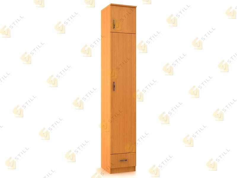 Распашной шкаф Стиль П-8Л эконом