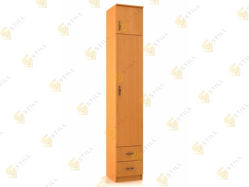 Распашной шкаф Стиль П-9Л эконом