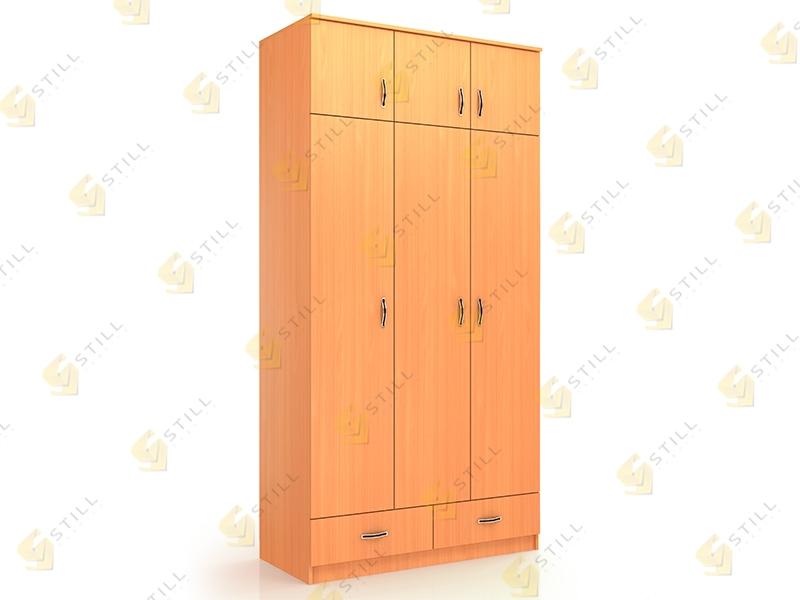 Купить распашной шкаф с антресолью стиль т-13л от производит.