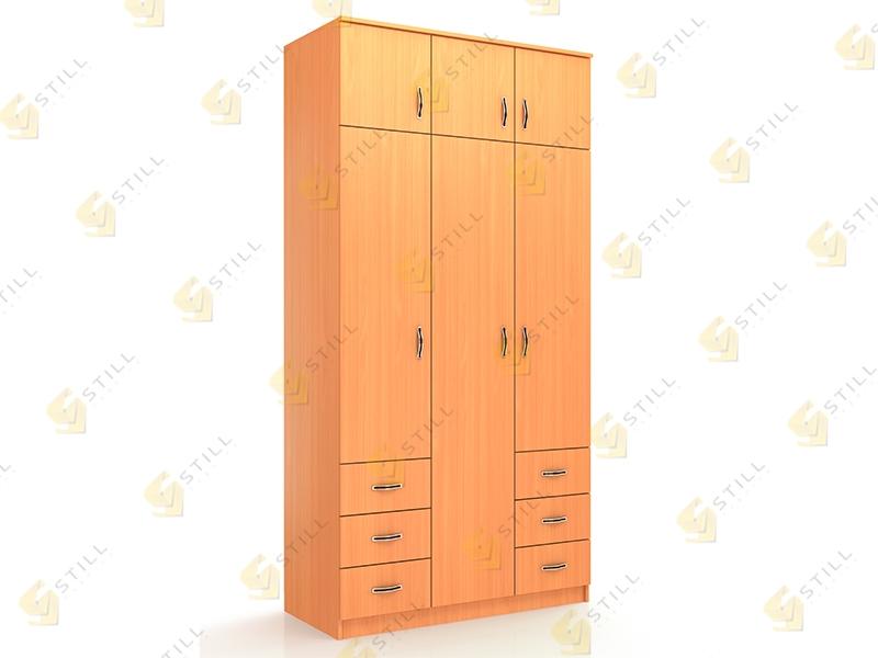 Распашной шкаф Стиль Т-17Л эконом