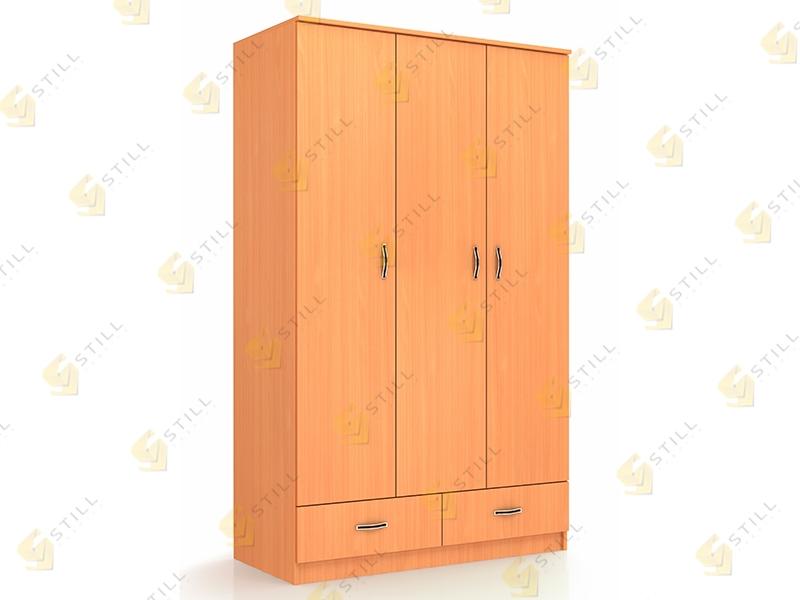 Распашной шкаф Стиль Т-3Л эконом