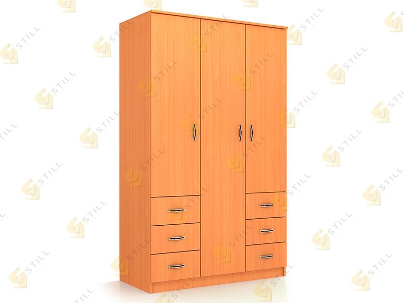Распашной шкаф Стиль Т-7Л эконом