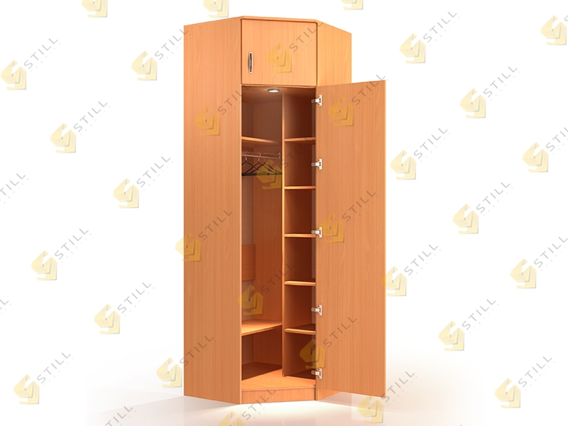 Угловой шкаф Стиль У-11Л эконом