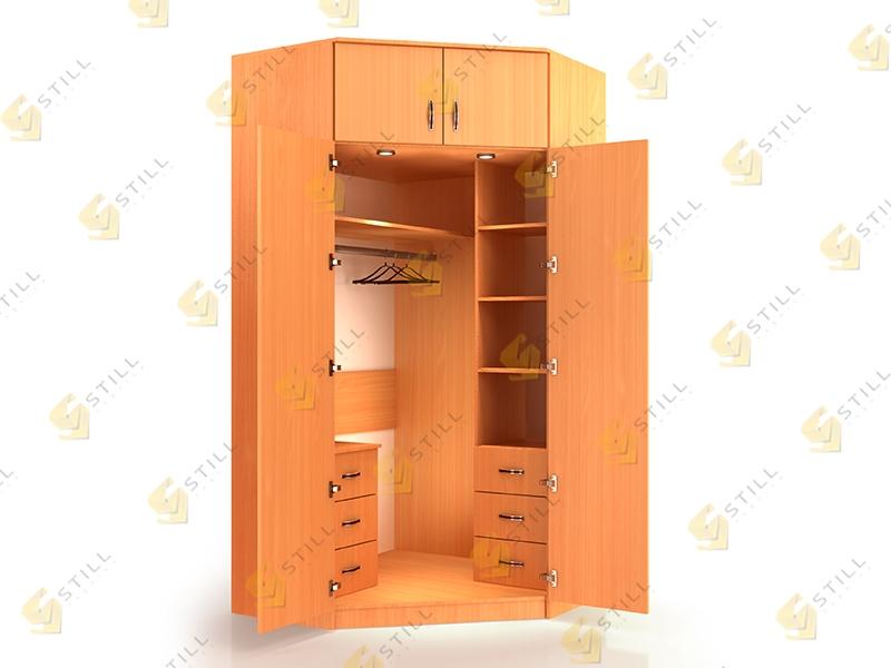 Угловой шкаф Стиль У-14Л эконом