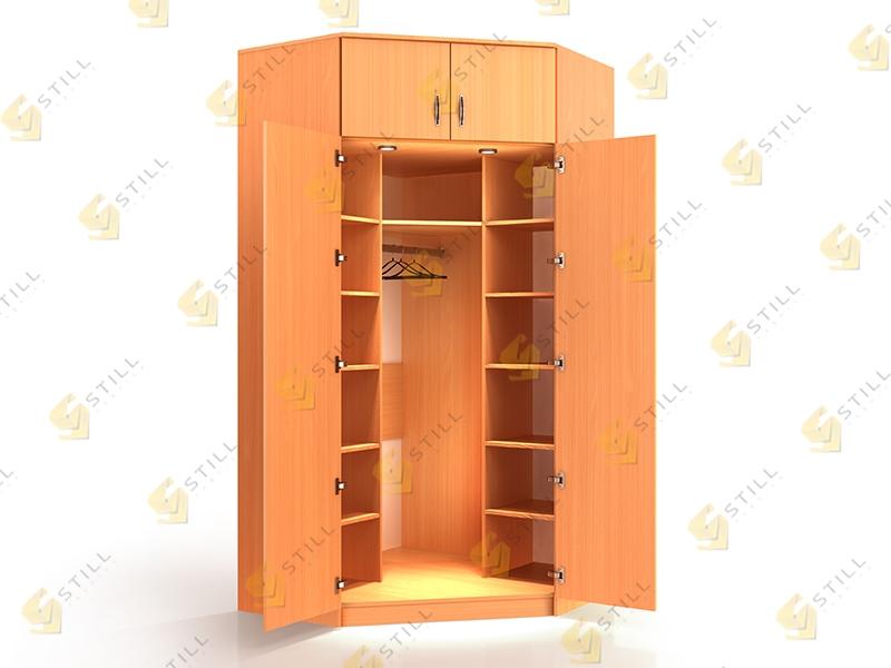 Угловой шкаф Стиль У-16Лэконом