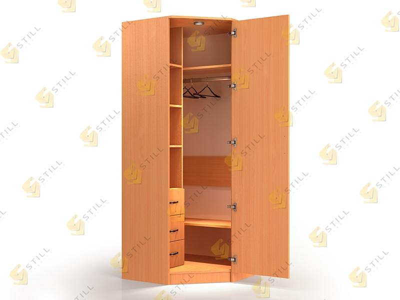 Угловой шкаф Стиль У-2Л эконом