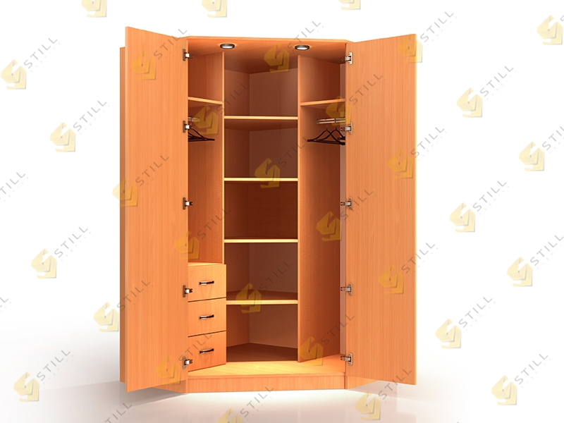Угловой шкаф Стиль У-5Лэконом