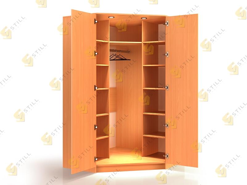 Угловой шкаф Стиль У-6Лэконом