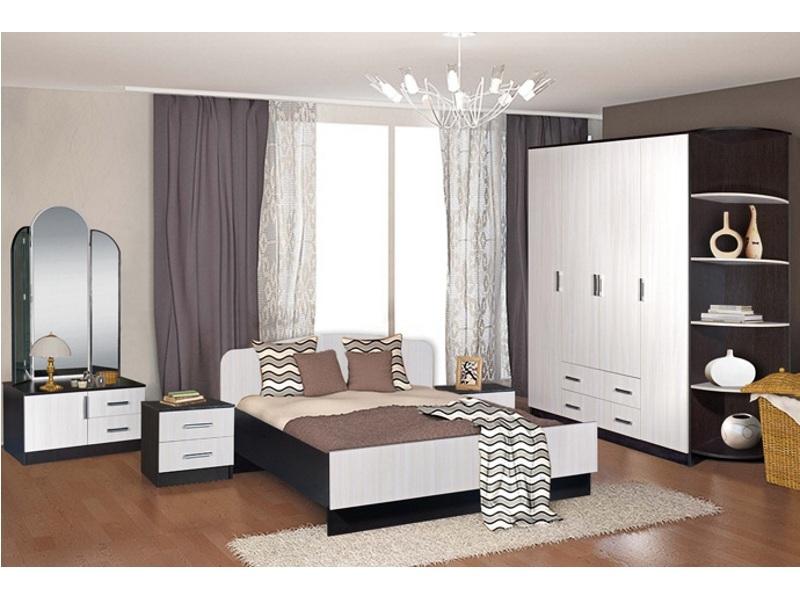 Недорогая спальня Светлана-18