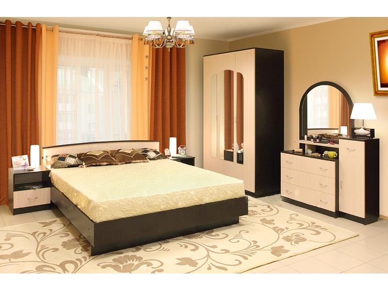 Недорогая спальня Светлана-25