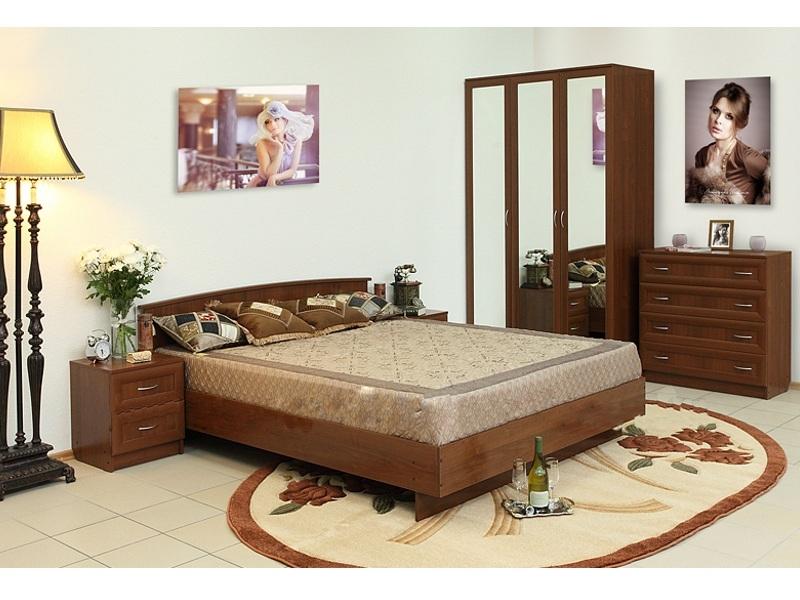 Недорогая спальня Светлана-М10