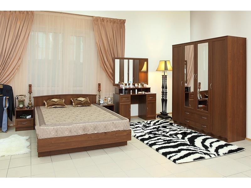 Недорогая спальня Светлана-М3