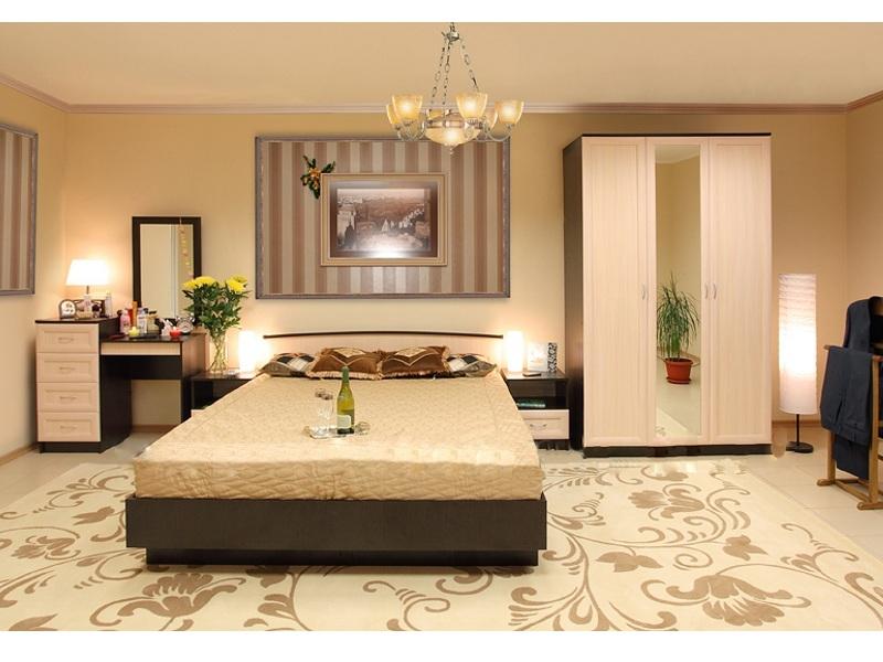 Недорогая спальня Светлана-М5
