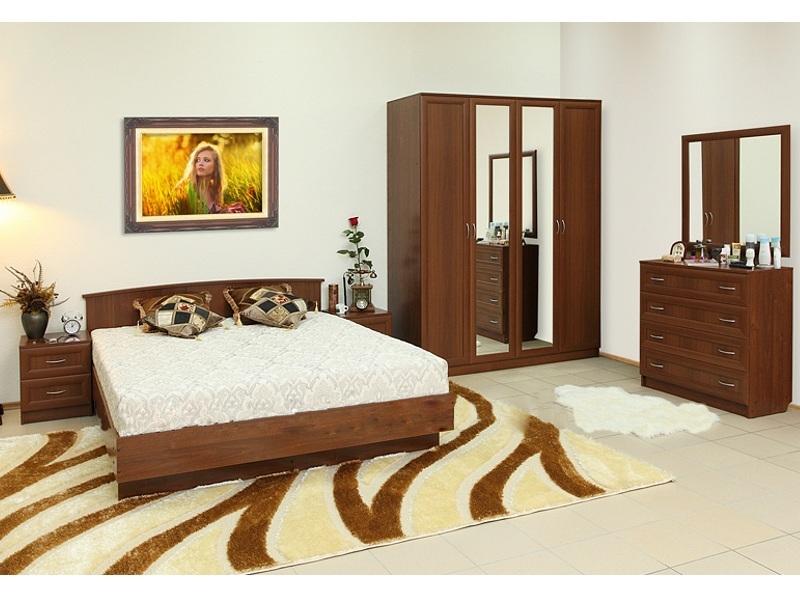 Недорогая спальня Светлана-М6