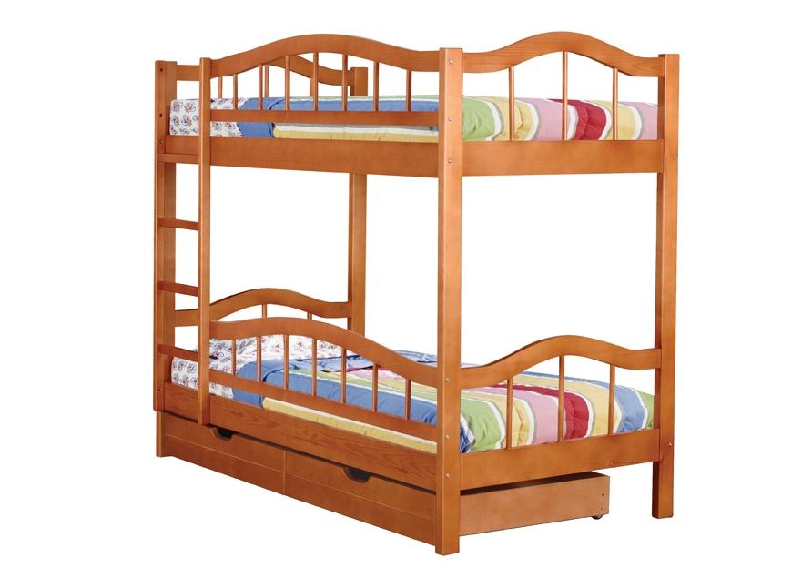 Двухъярусная кровать Тандем-1