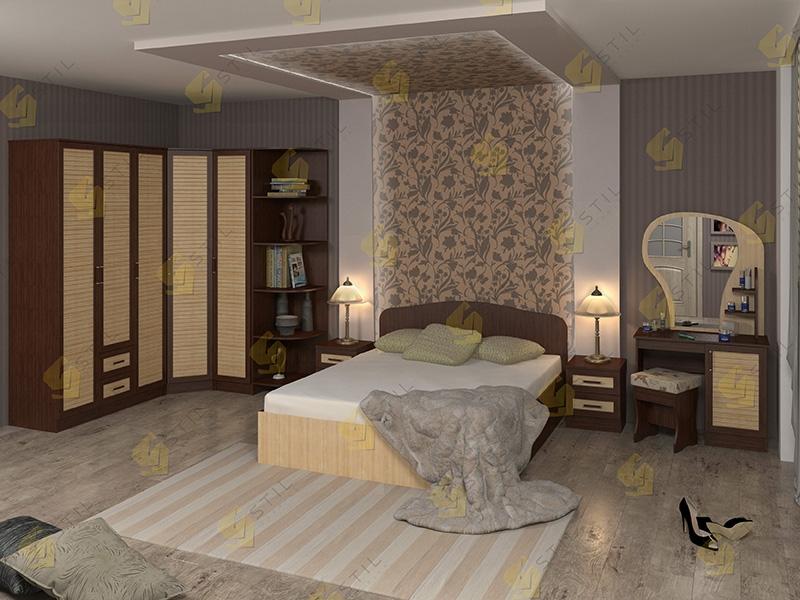 Модульная спальня Тавла 10Р