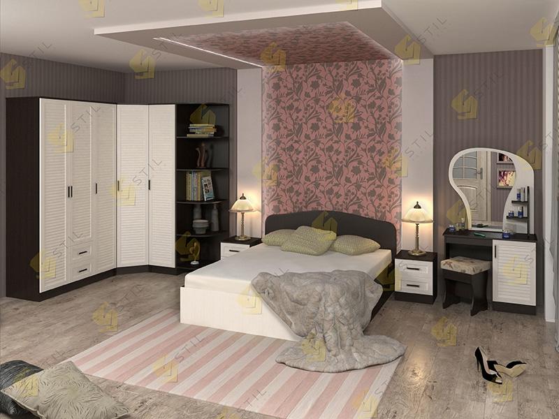 Модульная спальня Тавла 10Ж