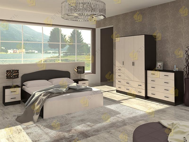 Модульная спальня Тавла 11Л