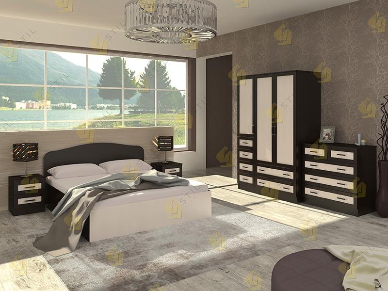 Модульная спальня Тавла 11М