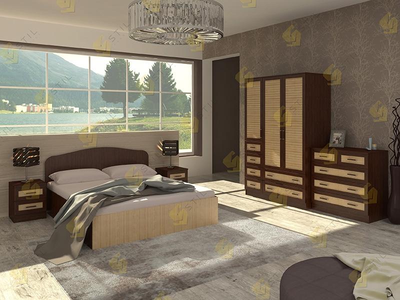 Модульная спальня Тавла 11Р