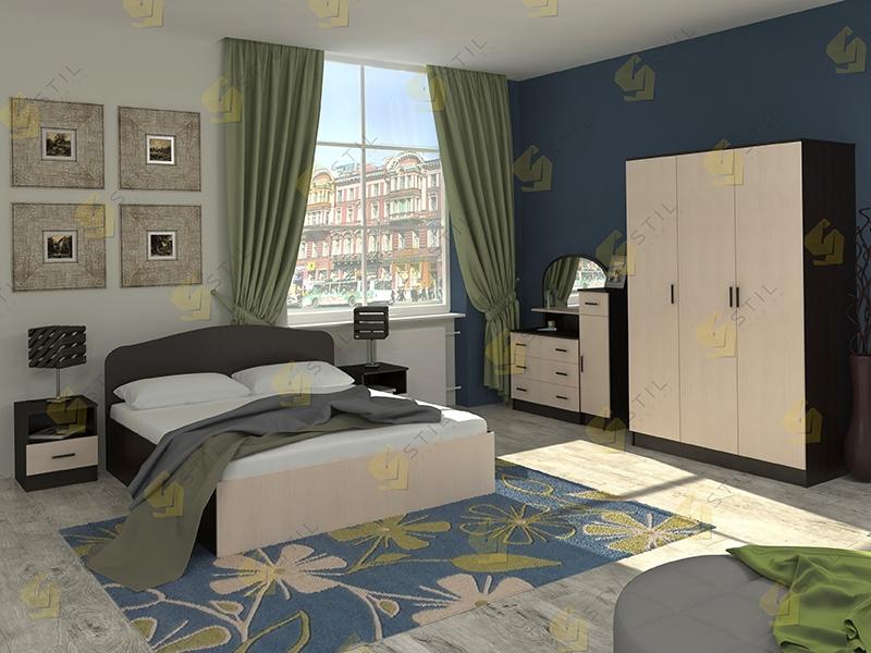 Модульная спальня Тавла 12Л