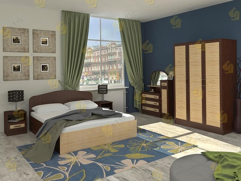 Модульная спальня Тавла 12Р