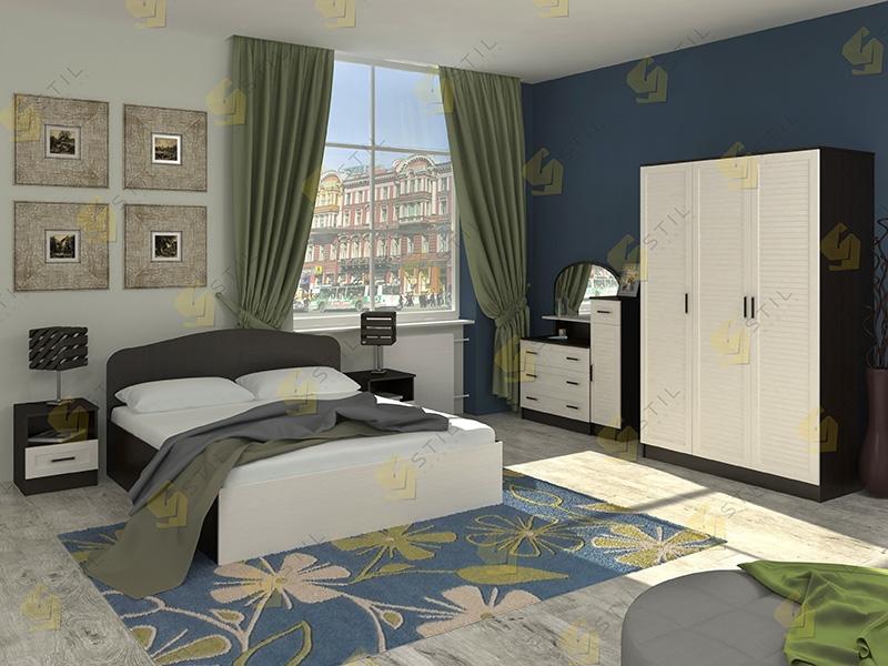 Модульная спальня Тавла 12Ж