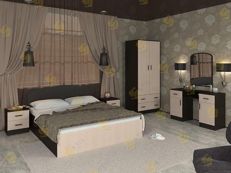 Модульная спальня Тавла 13Л