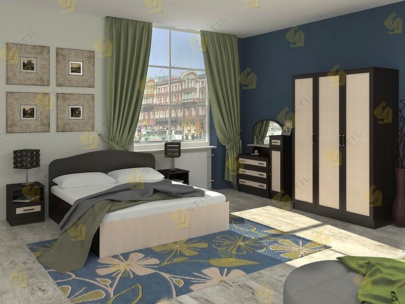 Модульная спальня Тавла 12М