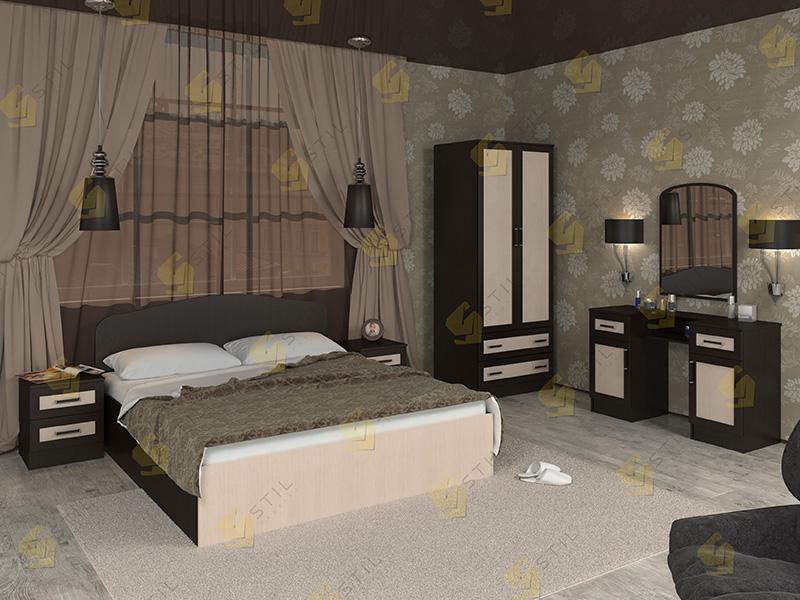 Модульная спальня Тавла 13М