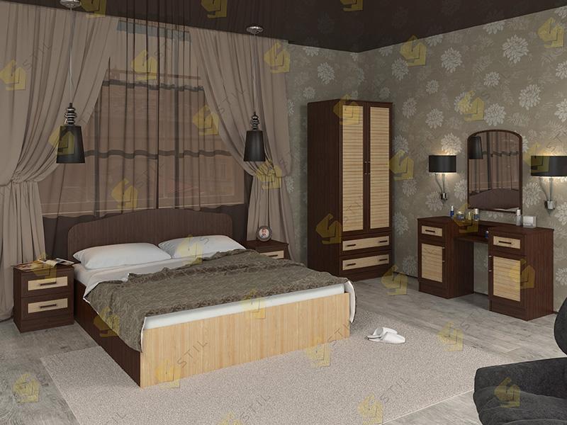 Модульная спальня Тавла 13Р