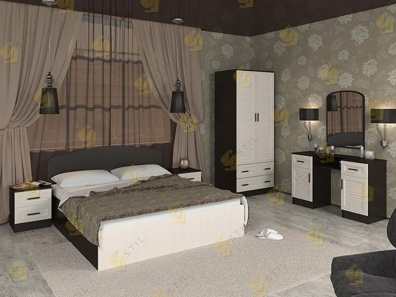 Модульная спальня Тавла 13Ж