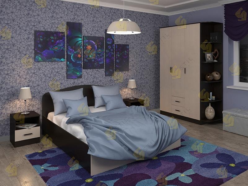 Модульная спальня Тавла 14Л