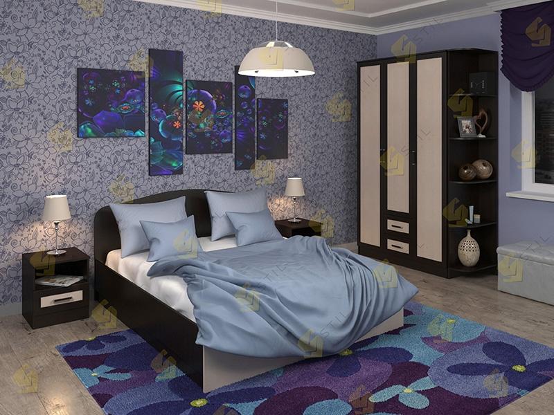 Модульная спальня Тавла 14М