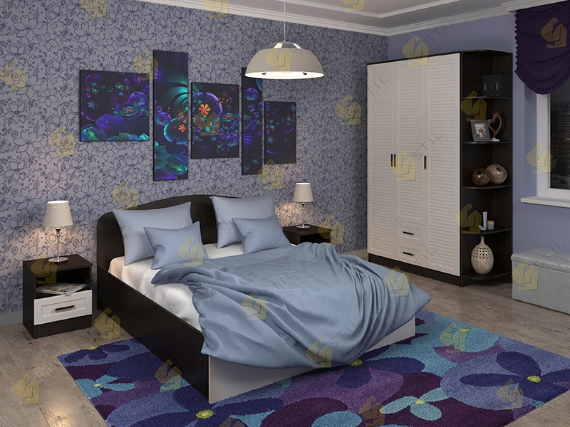 Модульная спальня Тавла 14Ж
