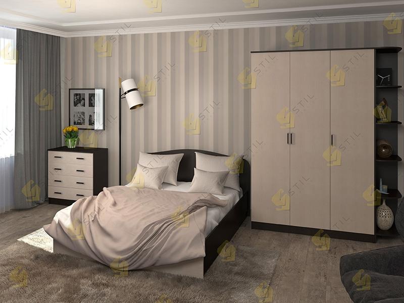 Модульная спальня Тавла 15Л