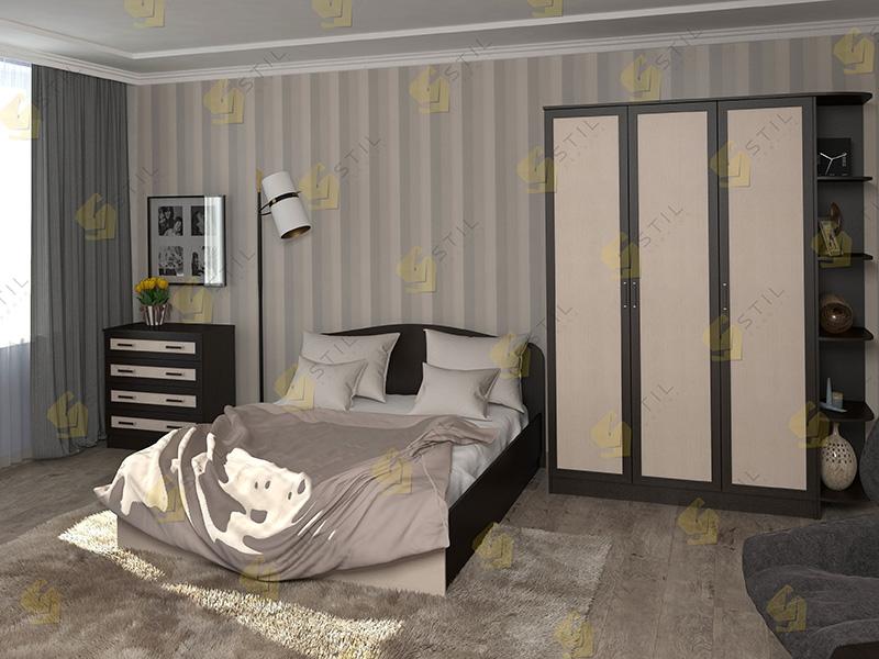 Модульная спальня Тавла 15М