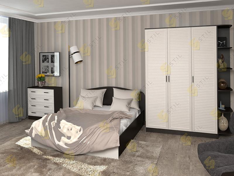 Модульная спальня Тавла 15Ж