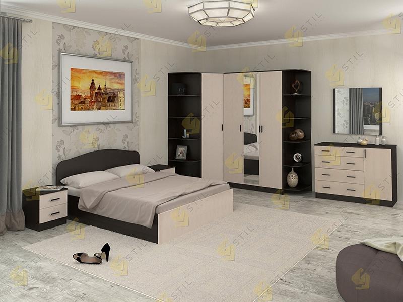 Модульная спальня Тавла 16Л