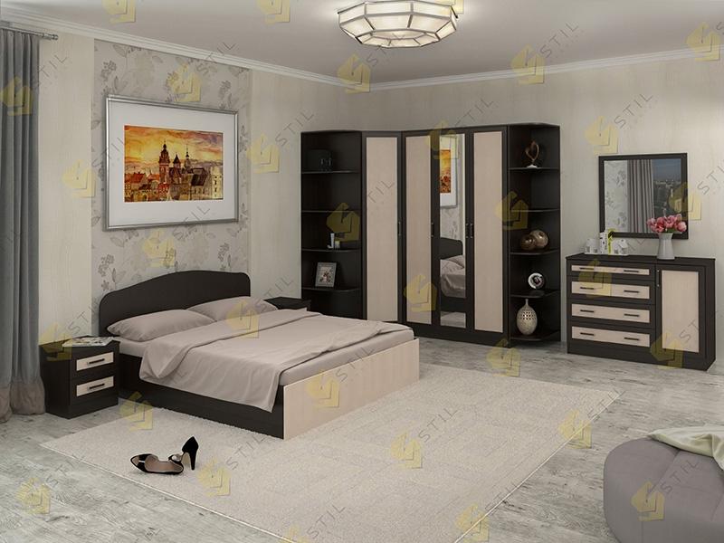 Модульная спальня Тавла 16М