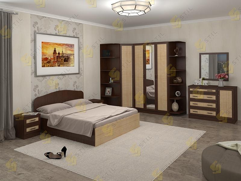 Модульная спальня Тавла 16Р