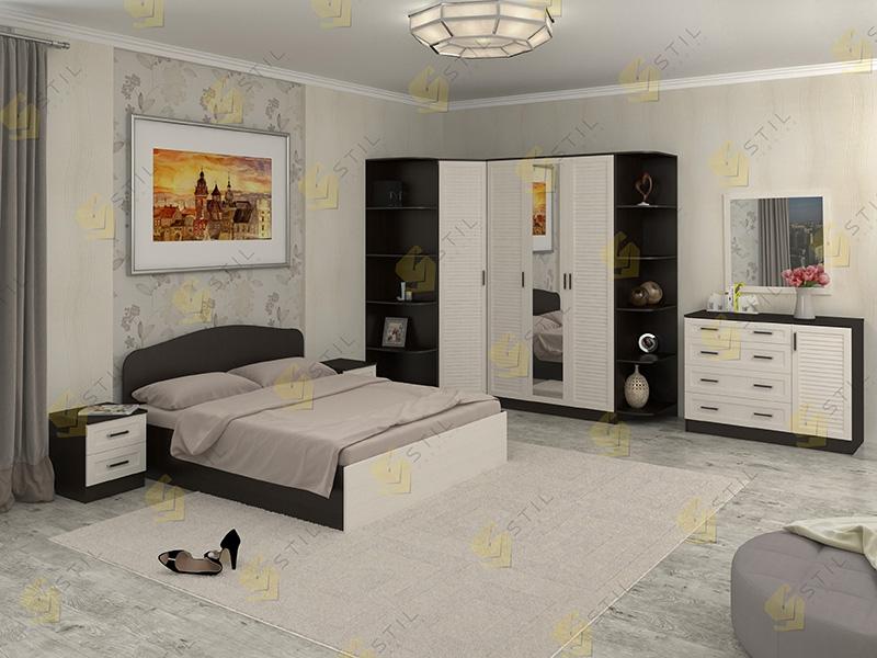 Модульная спальня Тавла 16Ж