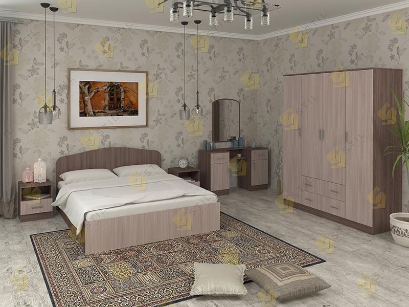 Модульная спальня Тавла 17Л