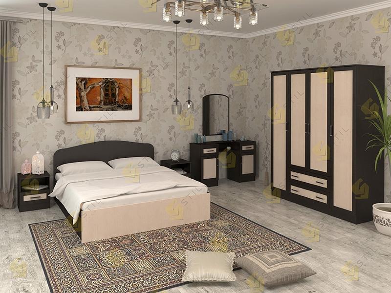 Модульная спальня Тавла 17М