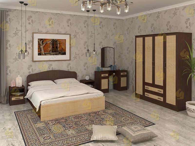 Модульная спальня Тавла 17Р