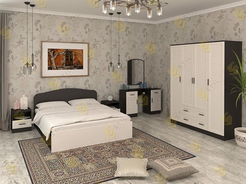 Модульная спальня Тавла 17Ж